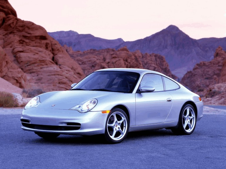 2003 Porsche 911 Carrera 200491