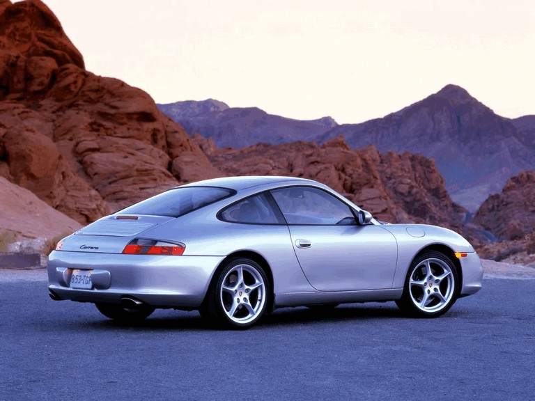 2003 Porsche 911 Carrera 200492