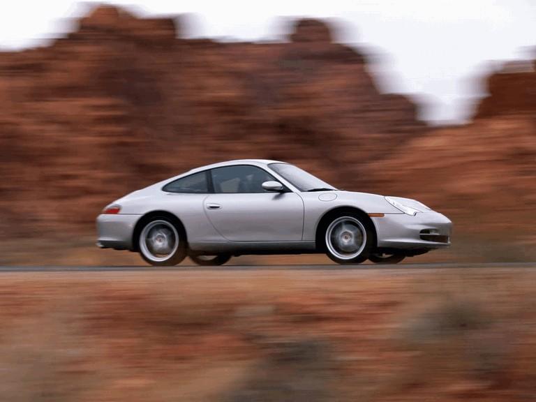 2003 Porsche 911 Carrera 200494