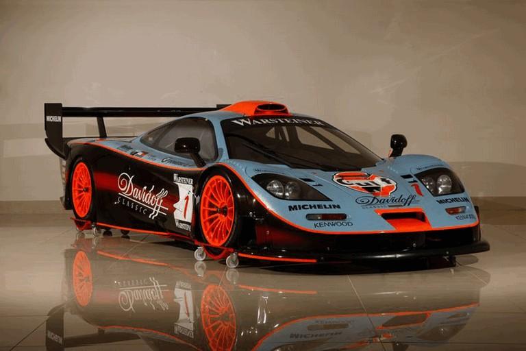 1997 McLaren F1 GTR long tail 471179