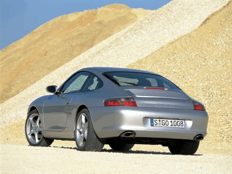 2003 Porsche 911 Carrera 4 200496