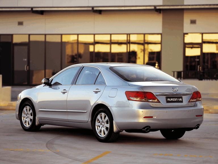 2006 Toyota Aurion V6 262496