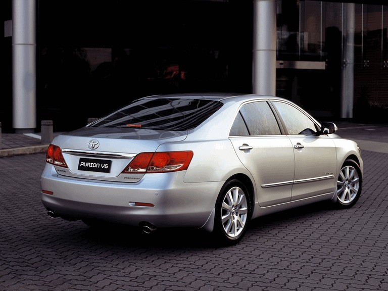 2006 Toyota Aurion V6 262501