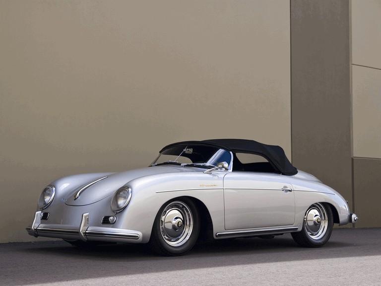 1956 Porsche 356A 1600 super speedster 262637
