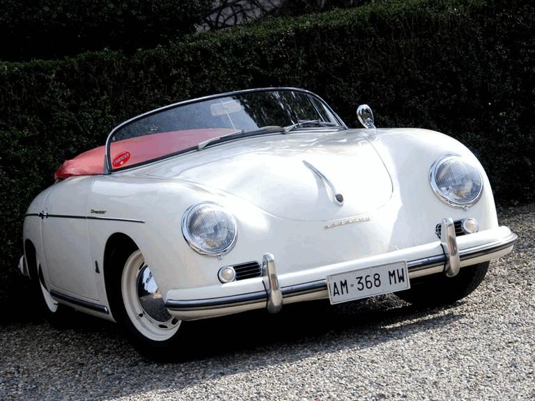 1956 Porsche 356A 1600 super speedster 262643