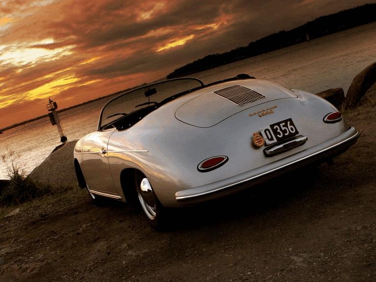 1956 Porsche 356A 1600 super speedster 262644