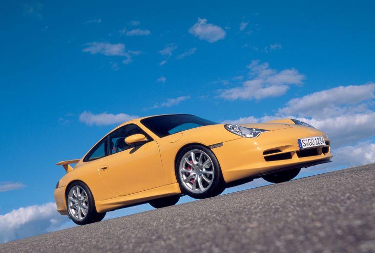 2003 Porsche 911 ( 996 ) GT3 529076