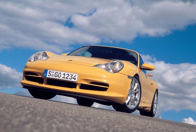 2003 Porsche 911 ( 996 ) GT3 529078