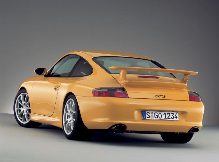 2003 Porsche 911 ( 996 ) GT3 529084