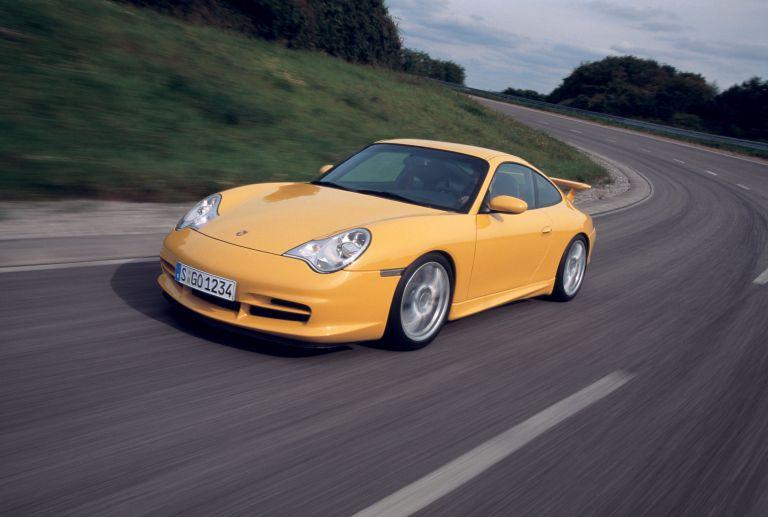 2003 Porsche 911 ( 996 ) GT3 529086