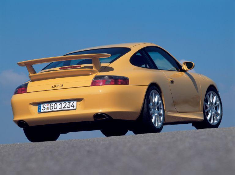 2003 Porsche 911 ( 996 ) GT3 529093