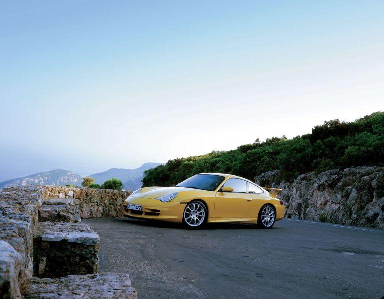 2003 Porsche 911 ( 996 ) GT3 529099
