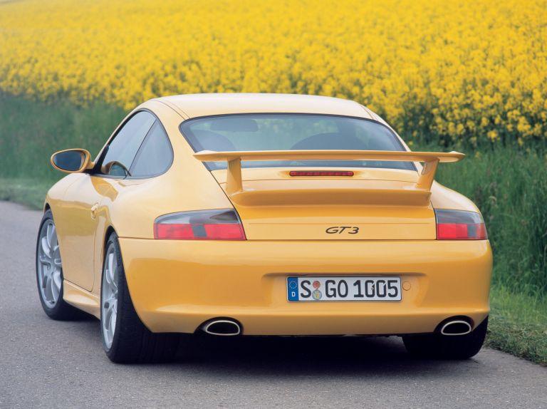 2003 Porsche 911 ( 996 ) GT3 529100