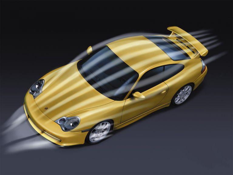 2003 Porsche 911 ( 996 ) GT3 529102