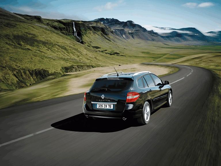 2007 Renault Laguna III Estate 262891