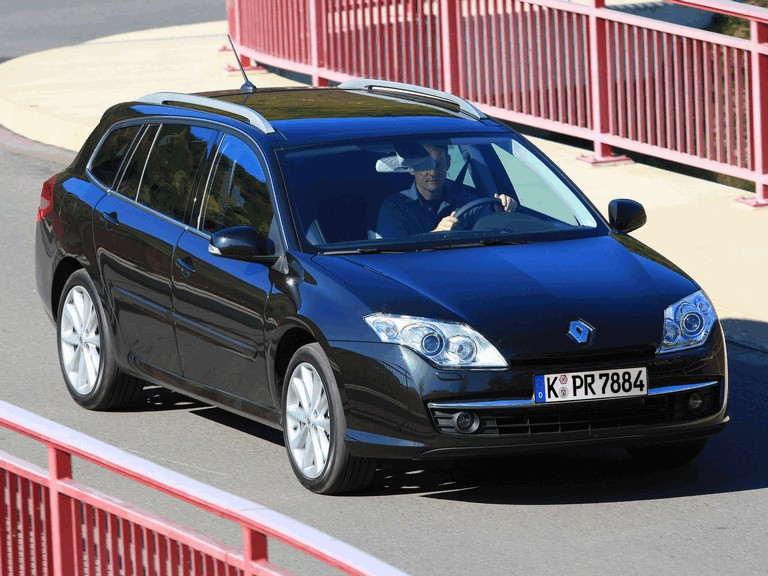 2007 Renault Laguna III Estate 262895