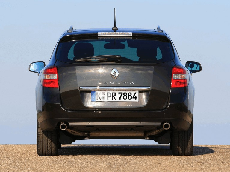 2007 Renault Laguna III Estate 262898