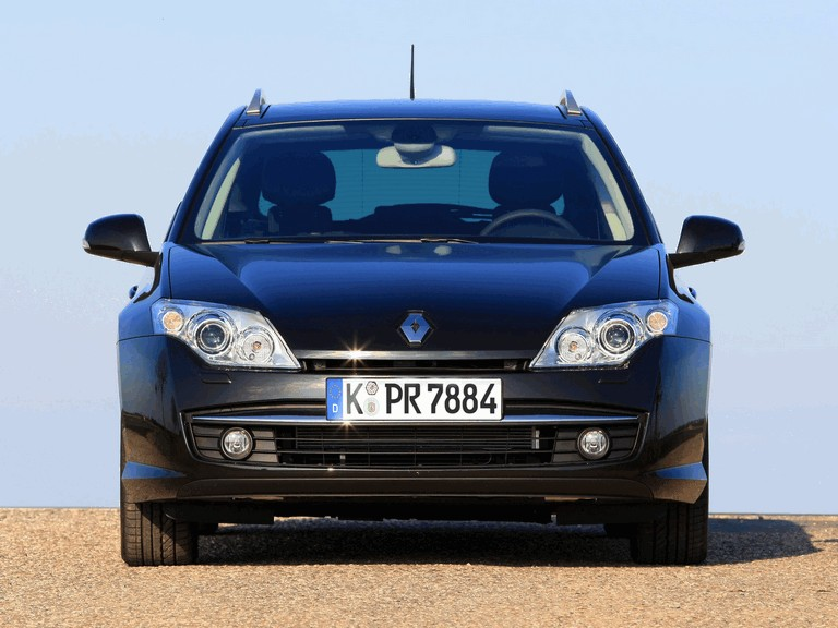 2007 Renault Laguna III Estate 262900