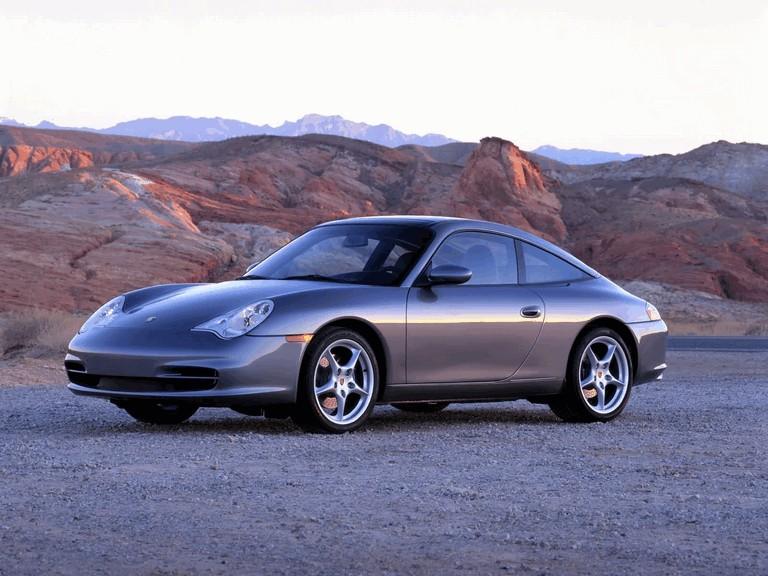 2003 Porsche 911 Targa 200575