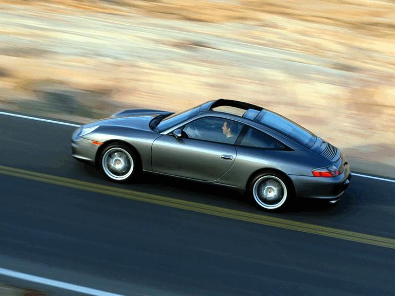 2003 Porsche 911 Targa 200578