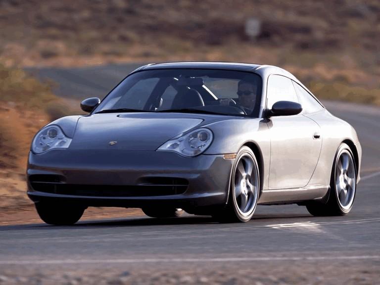 2003 Porsche 911 Targa 200579