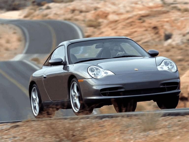 2003 Porsche 911 Targa 200580