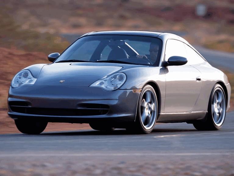 2003 Porsche 911 Targa 200581