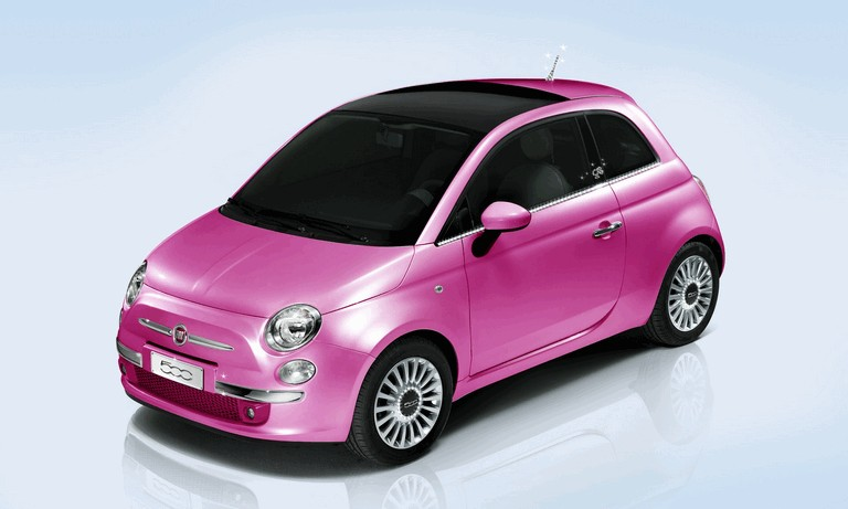 2009 Fiat 500 Barbie edition 262976
