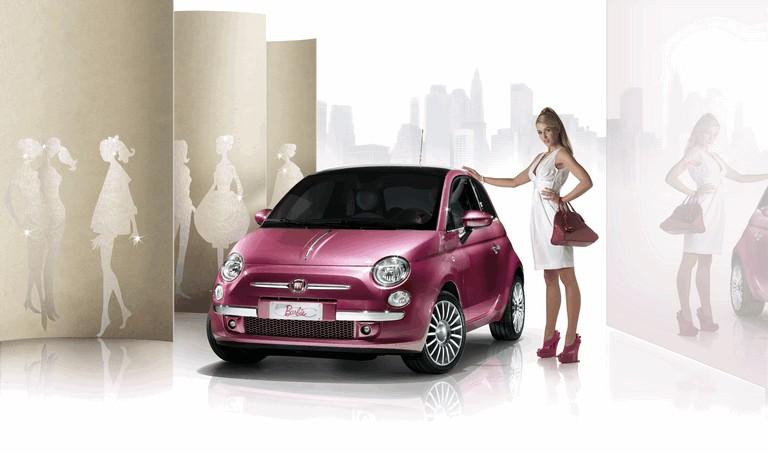 2009 Fiat 500 Barbie edition 262977