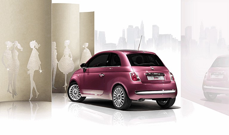 2009 Fiat 500 Barbie edition 262978
