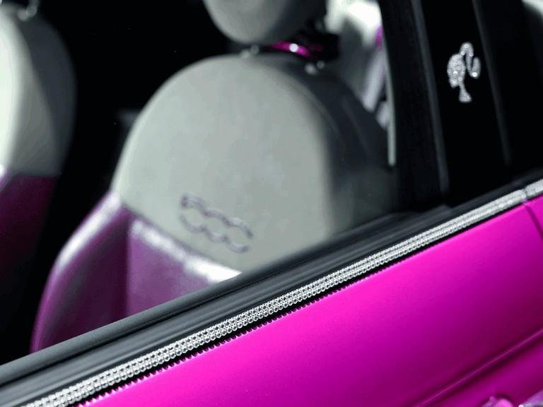2009 Fiat 500 Barbie edition 262982