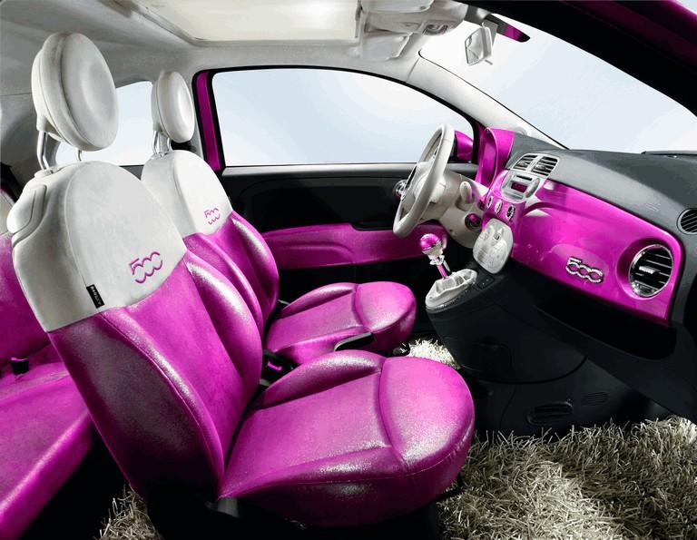 2009 Fiat 500 Barbie edition 262990