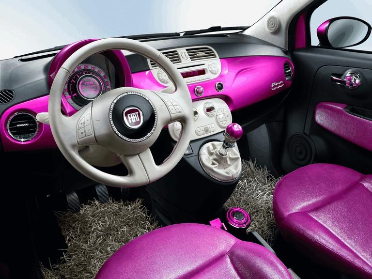 2009 Fiat 500 Barbie edition 262991