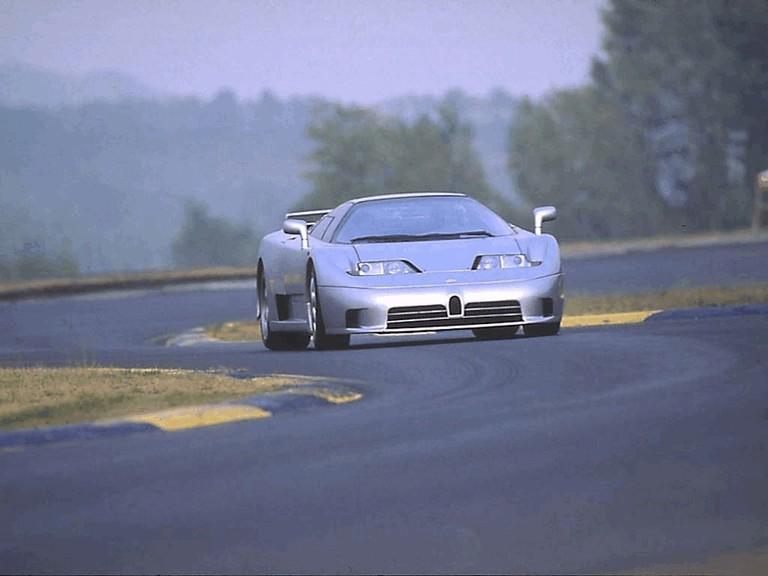 1993 Bugatti EB110 SuperSport 263021