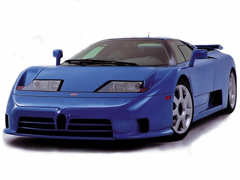 1993 Bugatti EB110 SuperSport 263023