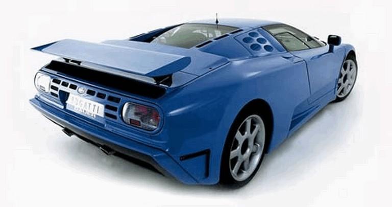 1993 Bugatti EB110 SuperSport 263026
