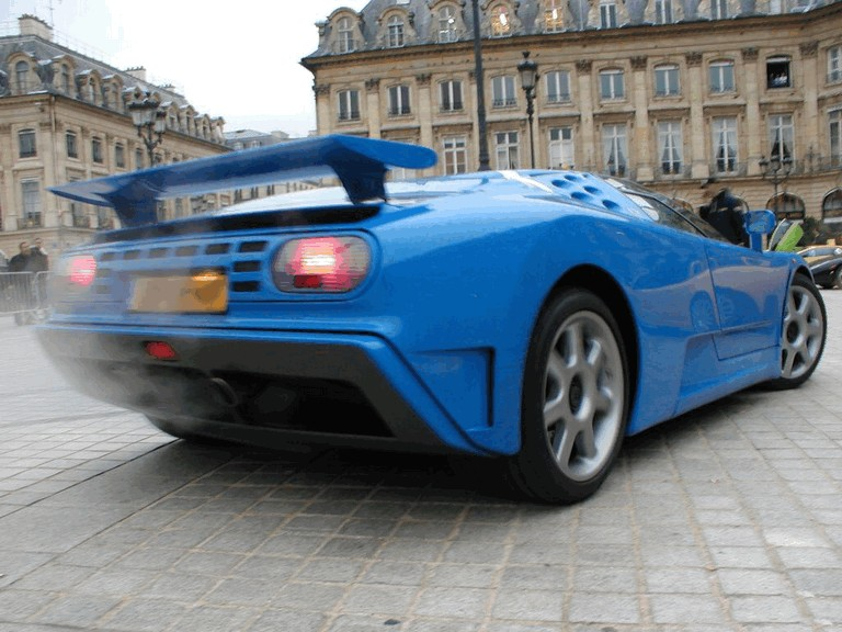 1993 Bugatti EB110 SuperSport 263029