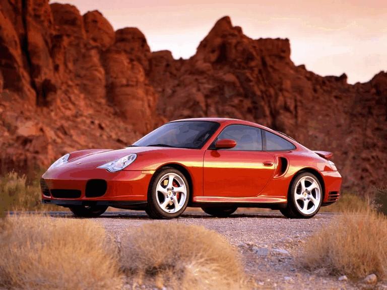 2003 Porsche 911 Turbo 200585