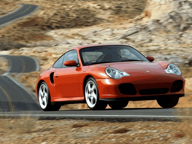 2003 Porsche 911 Turbo 200587