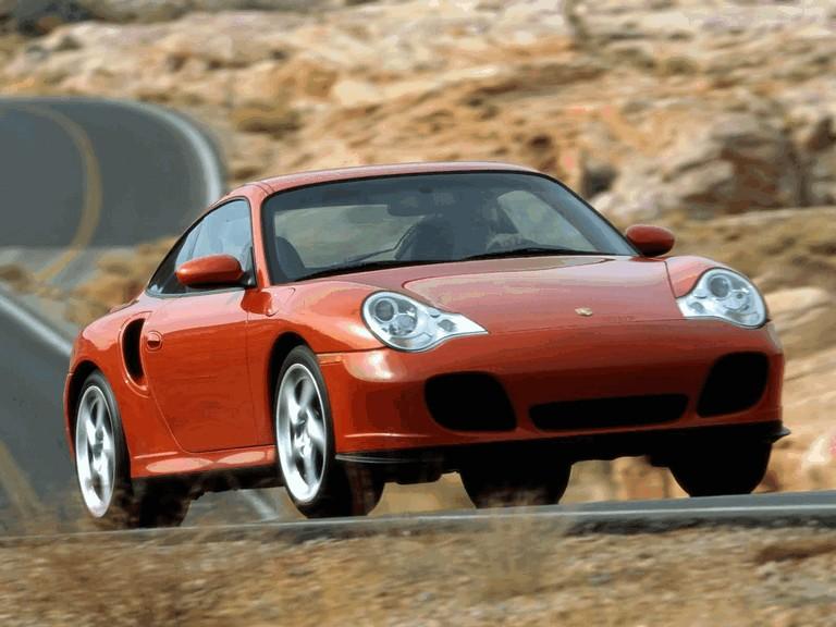 2003 Porsche 911 Turbo 200588