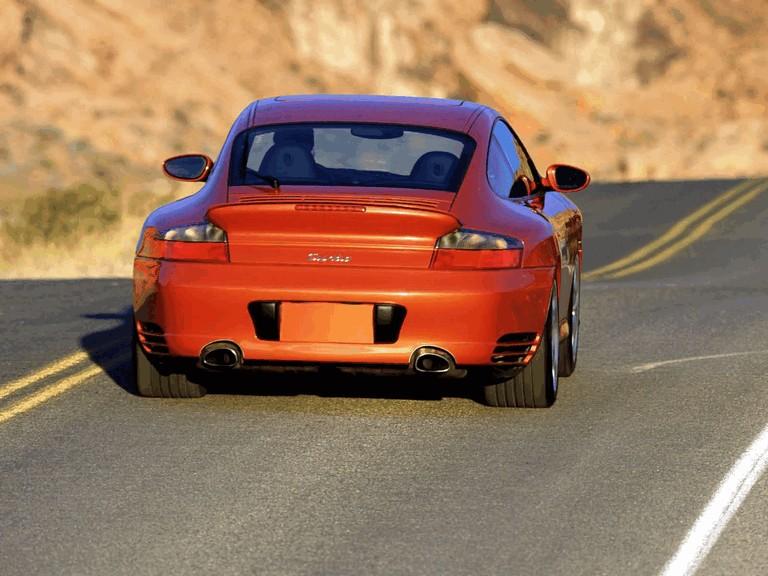 2003 Porsche 911 Turbo 200590