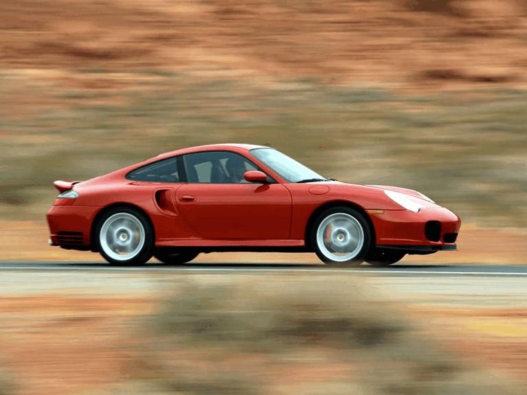 2003 Porsche 911 Turbo 200593
