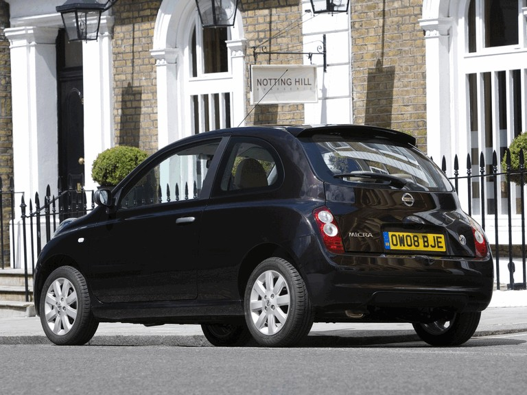 2008 Nissan Micra 3-door - UK 25th anniversary ( K12C ) 263114