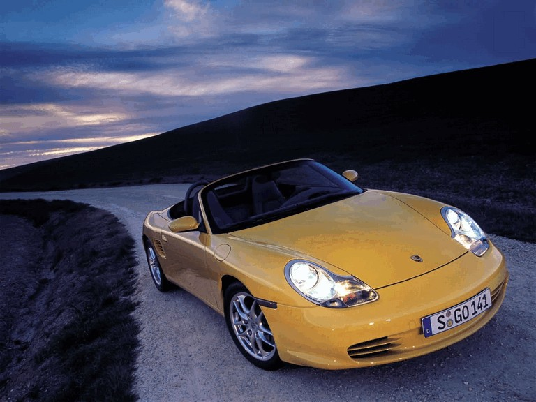 2003 Porsche Boxster 200598