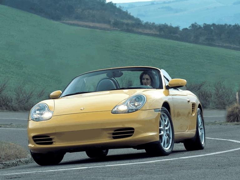 2003 Porsche Boxster 200599