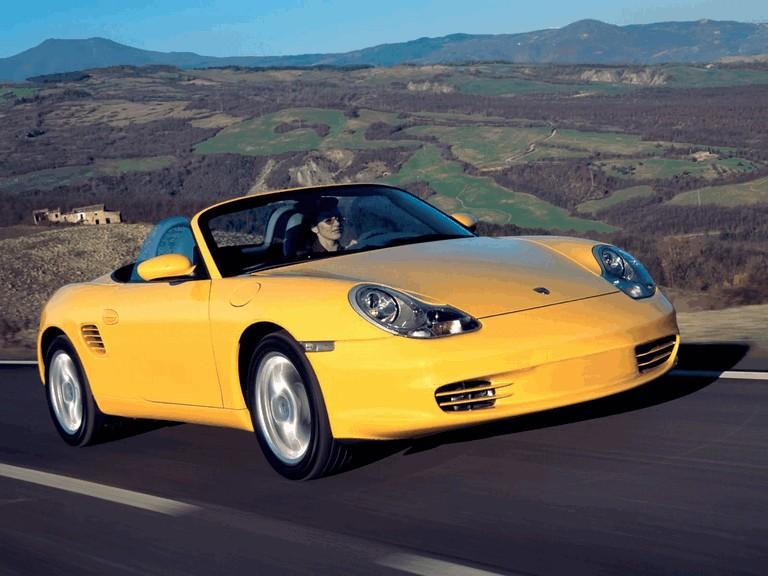 2003 Porsche Boxster 200602