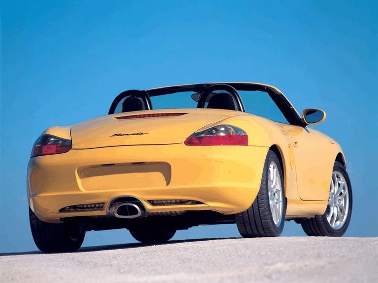 2003 Porsche Boxster 200607