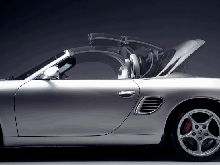 2003 Porsche Boxster 200611