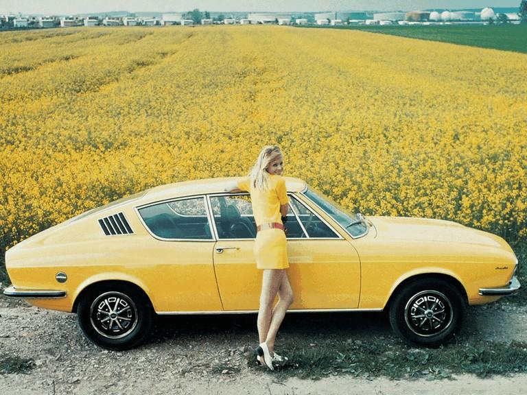 1970 Audi 100 coupé S 263181