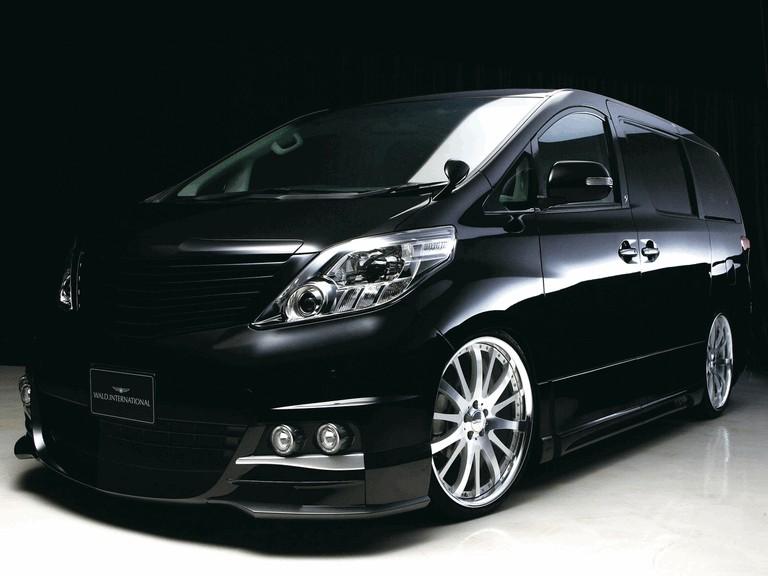 2008 Toyota Alphard by Wald 315887